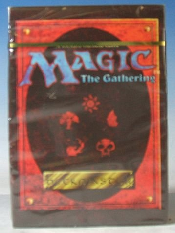 Magic: The Gathering - Starter Pack - 4. Edition (Englisch) (Starter Pack Magic The Gathering)