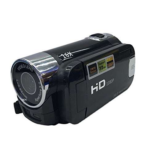 dv 27 lang HD-100 Full HD 1080P Digitale Videokamera 2,7-Zoll-TFT-Display 16,0 Megapixel tragbarer Mini-DV für Heimreise