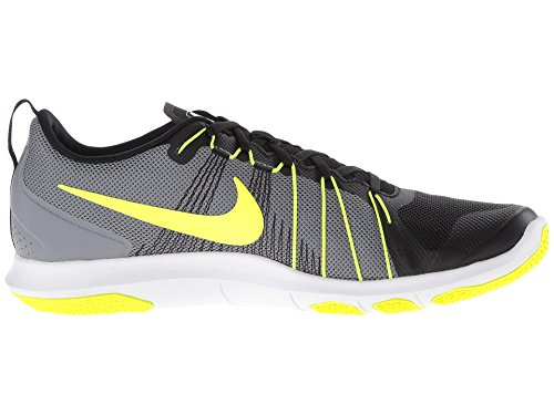 Nike Flex Train Aver, Chaussures de Randonnée Homme Gris (Cool Grey / Volt-Black-White)