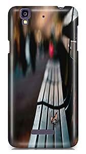 PCM High Quality Printed Designer Polycarbonate Hard Back Cover for Micromax Yu Yureka / Yu Yureka Plus - Matte Finish - Color Warranty - 0137