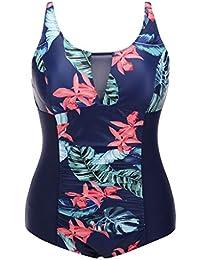 ef8e0db304c3 Amazon.es: bikinis brasileños - Naranja / Trajes de una pieza / Ropa ...