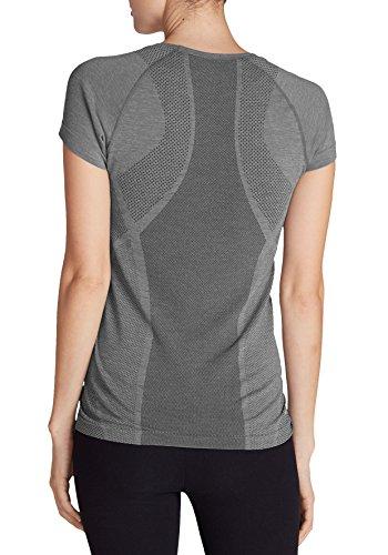 Eddie Bauer Damen Resolution Flux T-Shirt Aschgrau