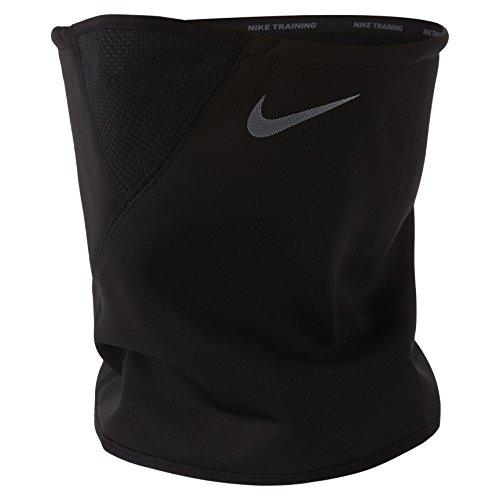 Nike Herren Convertible Neck Warmer Mütze, Black/Tumbled Grey, One Size