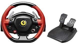 Thrustmaster Ferrari 458 Spider (Lenkrad inkl. 2-Pedalset, Xbox One) (B00IVHQ0KI) | Amazon Products