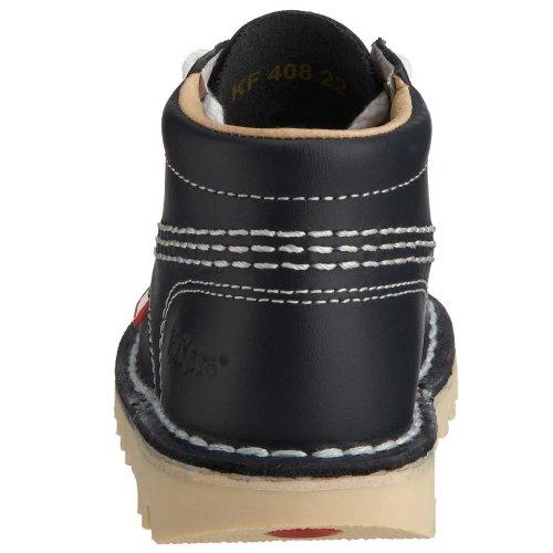 Kickers Core Classic, Chaussures de Running Garçon Bleu (Blue)