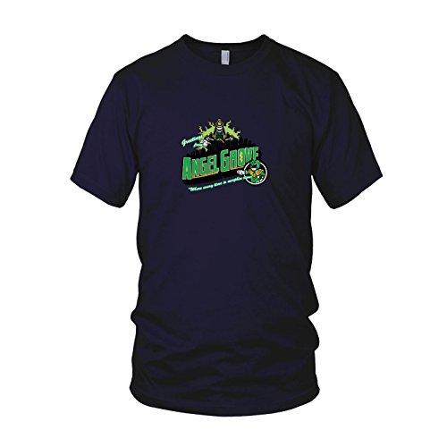 Greetings from Angel Grove Green - Herren T-Shirt, Größe: XXL, ()