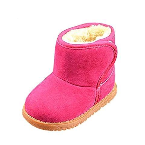 Chaussures pour 0-18 mois Bébé fille, Reaso Infant Bottes de