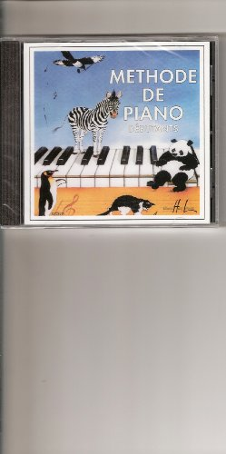 Méthode de Piano Débutants - Piano - CD seul