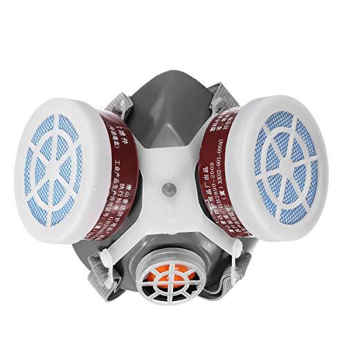 GIlH Safurance Respirator Gasmaske Sicherheit Chemische Anti-Staub-Militär Sicherheit am Arbeitsplatz Schutzfilter