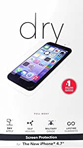 Zagg Invisible Shield Dry for iPhone 6 (4.7 ) Full Body