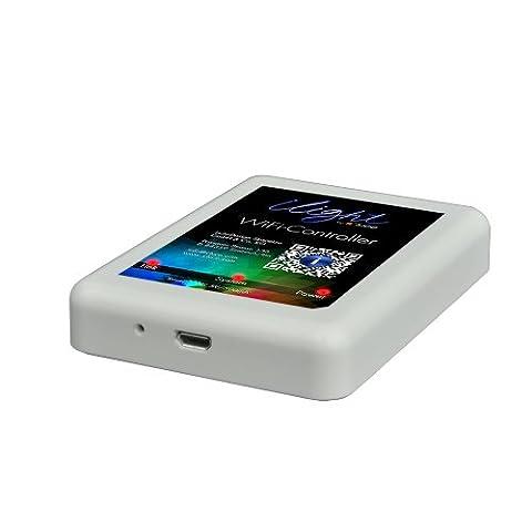 s`luce iLight USB WiFi-Controller zur LED-Steuerung per iPhone/iPad/Fb.