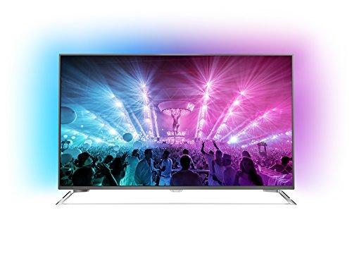 Philips 55PUS7101 139 cm (55 Zoll) Fernseher ( 4K Ultra HD, Triple Tuner, Smart TV)