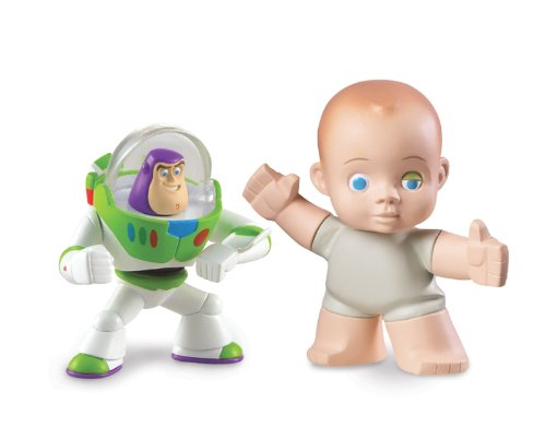 (Toy Story 3 Buzz Lightyear und Baby Figur Freunde Pack)