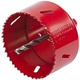 Wolfcraft 5485000 Trépan multi-matériaux BIM P40 Diamètre 80 mm