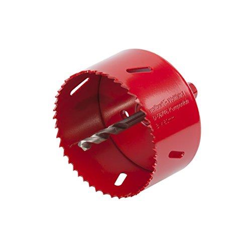 Wolfcraft 5485000 1 Lochsge BiM  80 mm inklusiv Schaft und Bohrer