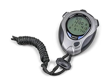 Digital stopwatch TRENAS Pro - 60 Memory - Three row