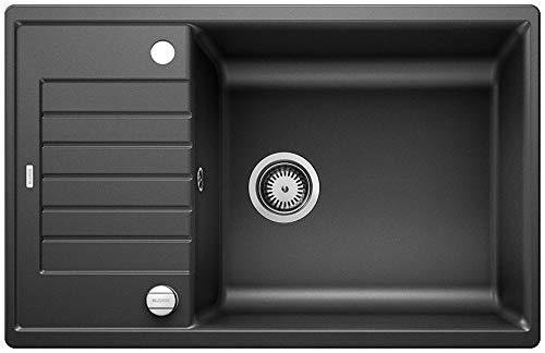 Blanco ZIA XL 6 S Compact 523 263 Küchenspüle 6 S anthrazit, Schwarz