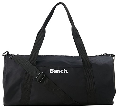 Bench Damen BAWX000942 Sporttasche, Black Beauty, 57.6 x 34.8 x 8 cm