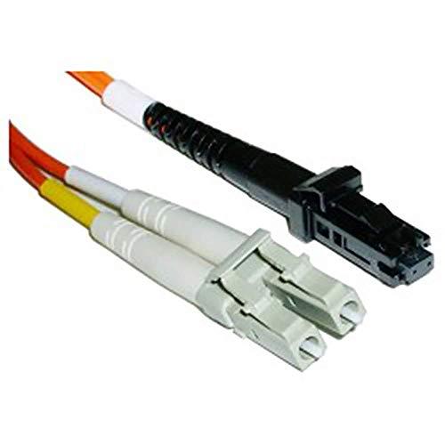 BeMatik - Fiber Optic Cable LC MTRJ Multimode Duplex 62.5/125 25 m -