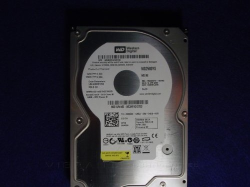 Dell Nn508 250gb Sata 7.2k Rpm Lff Hp Hdd Disc Prod Spcl Sourcing See Notes