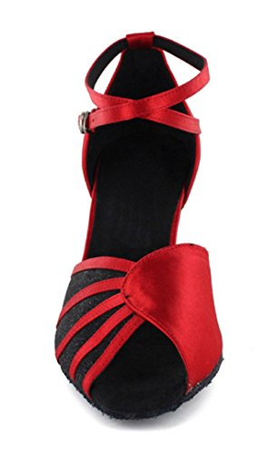 TDA - Ballroom donna Red/black