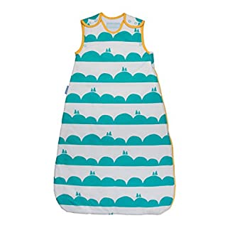 41Dk2q%2BvcUL. SS324  - Anorak Grobag Saco de dormir para bebé con diseño de colinas, 2,5 tog, edades entre 0 y 6 meses