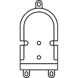 Siedle&Söhne Mikrofon 200017559-00 f.TLE 061-0 Erweiterungskomponente für Tür-/Videosprechanlage 4015739175598