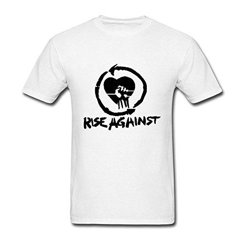 UKCBD -  T-shirt - Uomo bianco X-Large