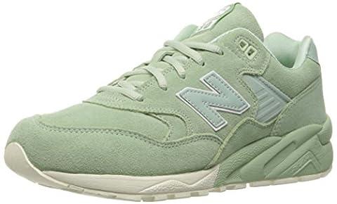 New Balance 580 Herren Sneakers Grün, Grün, 45 EU