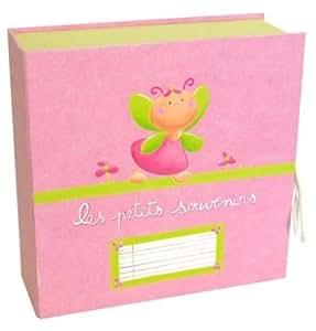 Boite à souvenir cadeau naissance Lilifleur Titoutam