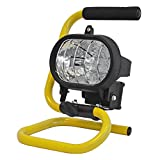 Faithfull SL150CP Portable Sitelight 150 Watt (240 Volt)