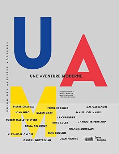 UAM - Une Aventure Moderne por Collectif