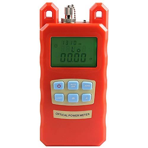 Medidor fibra óptica medidor potencia instrumento