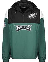 new era era era era era era era era era Era NFL Philadelphia Eagles Colour  Block Cortavientos Hombre Verde 4d40801e17a51