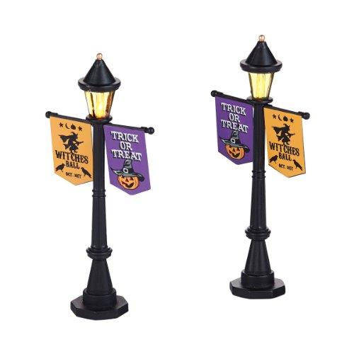 �r für Dörfer Halloween Festival Lampen Lichter, 2,3cm ()