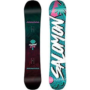 Salomon Damen Freestyle Snowboard Oh Yeah 151 2018 Snowboard