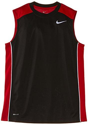 Nike Boys Young Athletes Sleeveless Shirt Test