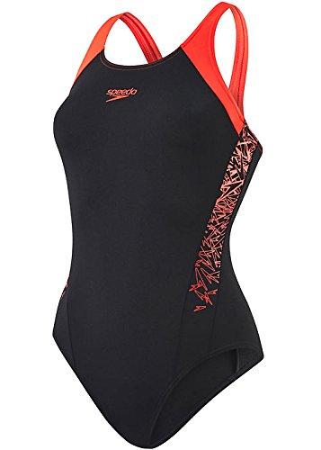 Speedo Boom Splice Muscleback Costume da Bagno Donna 4 spesavip