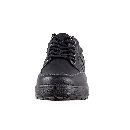 HSM , Chaussures de ville à lacets pour homme schwarz/schnürer