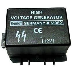 'Módulo–Generador de alta tensión para mini alambradas M 062, 1