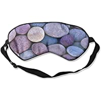 Purple Pebble Shingle Stone 99% Eyeshade Blinders Sleeping Eye Patch Eye Mask Blindfold For Travel Insomnia Meditation preisvergleich bei billige-tabletten.eu