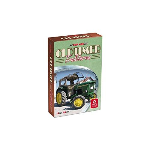ASS Altenburger 22571452 - TOP ASS Odtimer - Traktoren, Kartenspiel