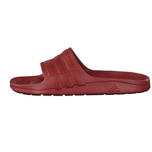 adidas Duramo Slide, Ciabatte Unisex – Adulto Rosso ( Rojmis/Rojmis/Rojmis)