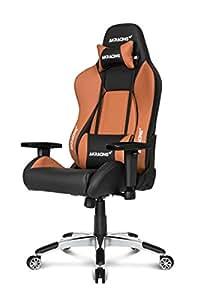 Akracing Gaming Stuhl PREMIUM braun/schwarz V2