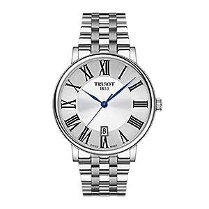 Tissot TISSOT CARSON T122.210.11.033.00 Reloj de Pulsera para mujeres