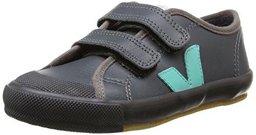 Veja  Guris,  Sneaker ragazza Grigio Gris (Anthracite Chlorophyll) 29