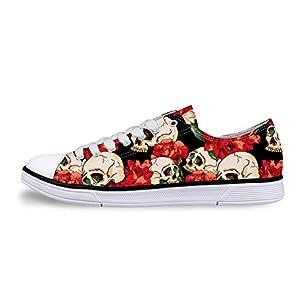 Flowerwalk - Zapatillas Unisex para