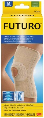 futuro bandagen FUTURO FUT46164 Classic Knie-Bandage, beidseitig tragbar, Größe M