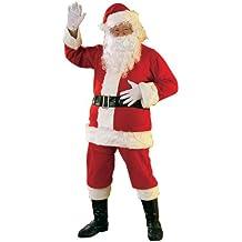 Rubies 2365 - Disfraz de Papá Noel para hombre