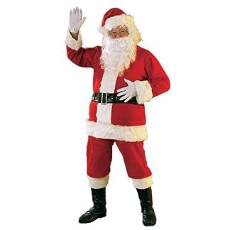 Rubies 2365 – Disfraz de Papá Noel para hombre